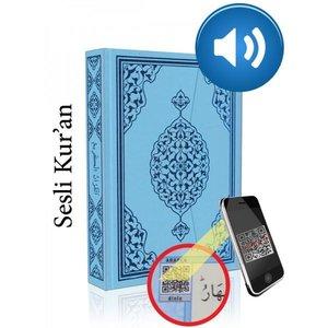 Arabische Koran Merve - Babyblauw Maat M