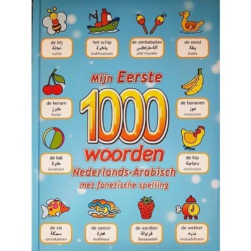 Livres Mijn Eerste 1000 Woorden