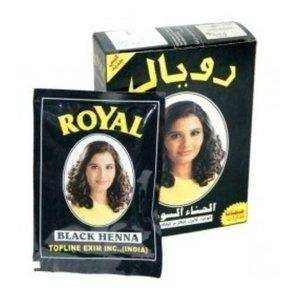 Royal Henna Royal Henna - Zwart