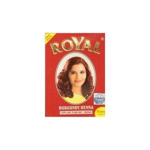 Royal Henna - Rood