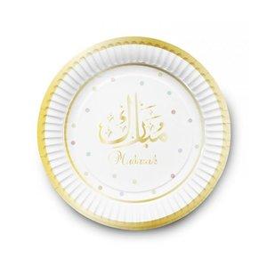 Dessertbordjes Mubarek