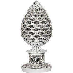 Esma ul Husna Decoratie Wit Zilver