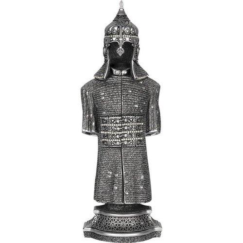 Cevsen Kebir Decoratie Groot Zilver