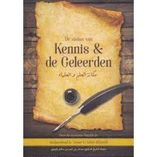 Uitgeverij Dar al-Baseerah De Status van Kennis & de Geleerden