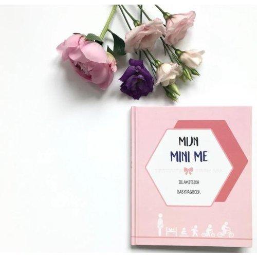 Mijn Mini Me islamitische Babydagboek Roze