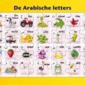 De Arabische letters Puzzel