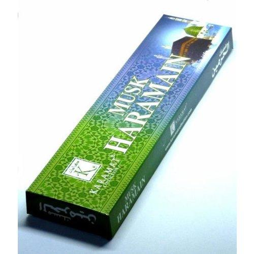 Karamat Collection Musk Haramain Wierook Stokjes