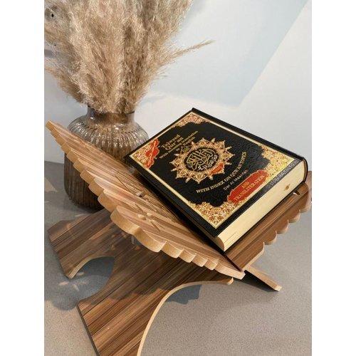 Koranhouder Houtlook XL