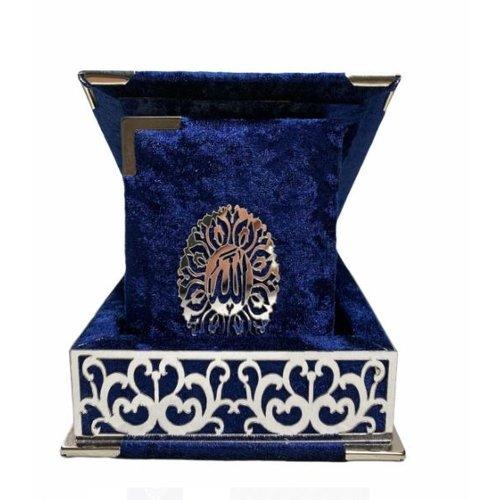 Luxe Koran in Doos Donkerblauw