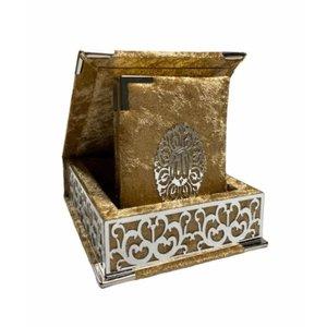 Luxury Koran in Box Gold