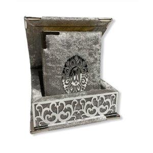 Luxe Koran in Doos Zilver