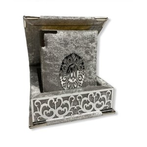 Luxury Koran in Box Silver