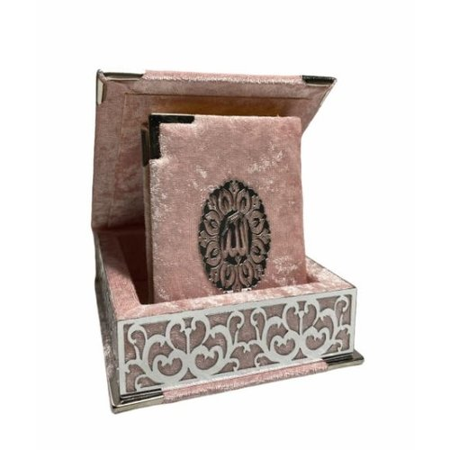 Luxe Koran in Doos Roze
