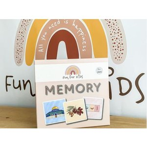 Fun For Kids Fun For Kids Memory Spel