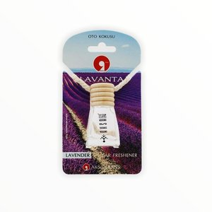 Aksa Esans Auto Luchtverfrisser - Lavendel