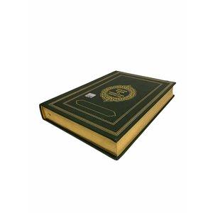 Dilara Boekhandel Quran Kerim Green and Dutch Translation