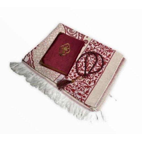 Koran Giftset Bordeaux