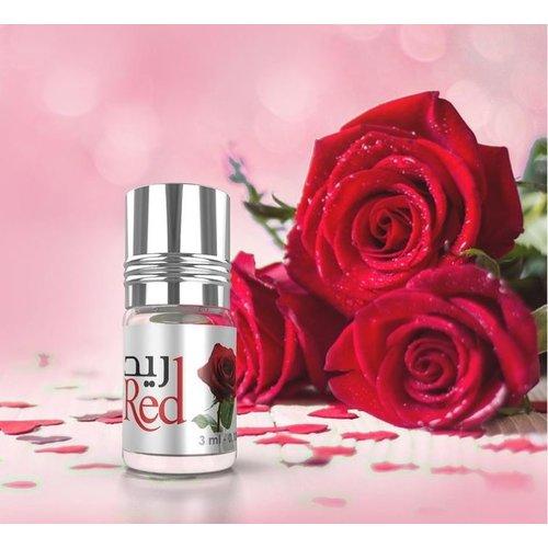 Karamat Collection Red Rose  3ML