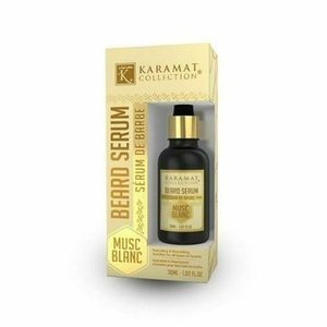 Karamat Collection Baard Serum - Musc Blanc