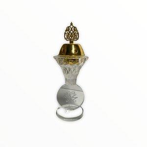 Bakhour Houder Kristal Mohammed Goud