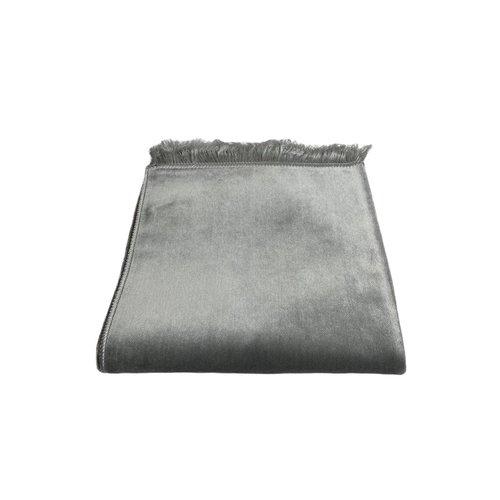 Fluwelen Gebedskleed Zilver