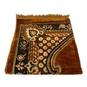 Prayer rug - Yellow with motif