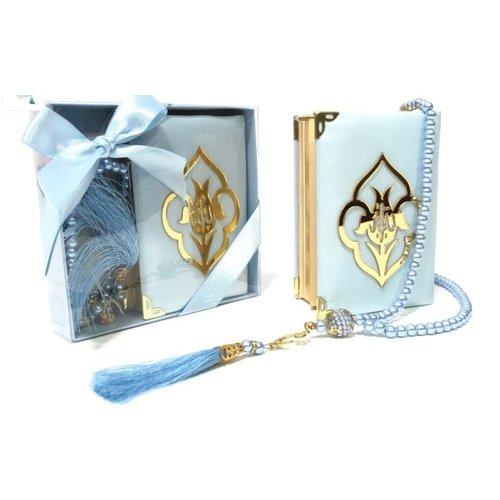 Kleine Kuran Cadeau Set Blauw