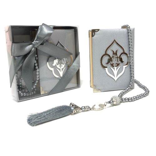 Kleine Kuran Cadeau Set Zilver