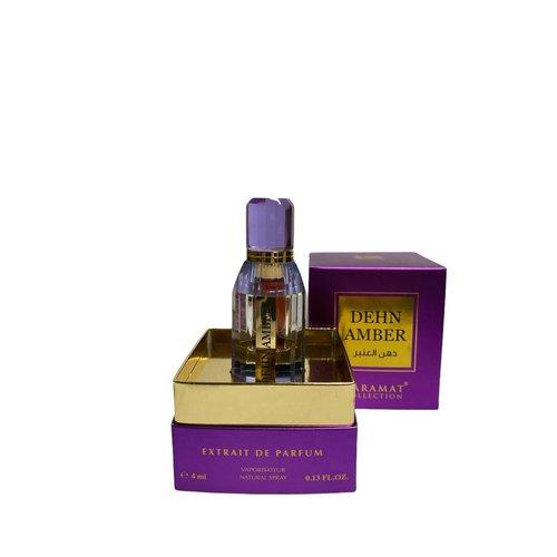 Karamat Collection Luxe Parfum Extract - Dehn Amber