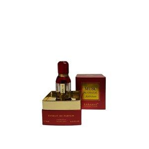 Karamat Collection Luxe Parfum Extract - Musc Al Ghazal