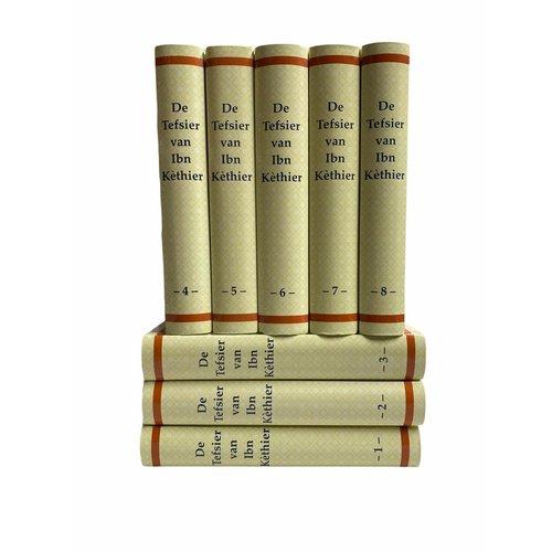 De Tafsir van Ibn Kathir Deel 1 tot en met Deel 8 (COMPLEET)