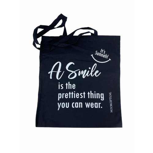 Tote Bag - A Smile
