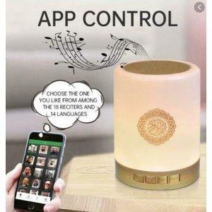 Koran Nachtlamp met App