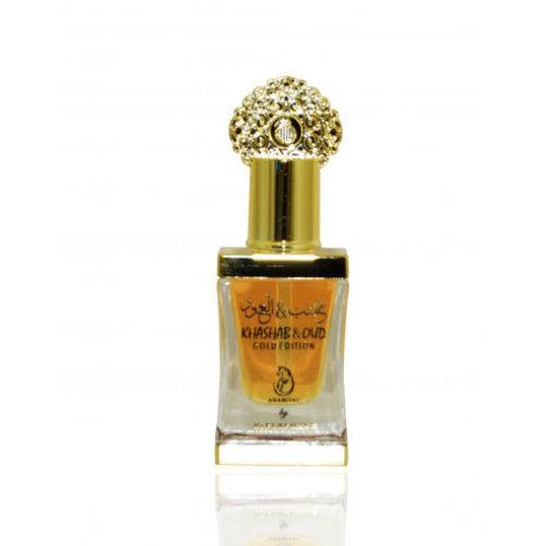 Arabiyat My Perfumes Khasab & Oud Gold Edition - Arabiyat