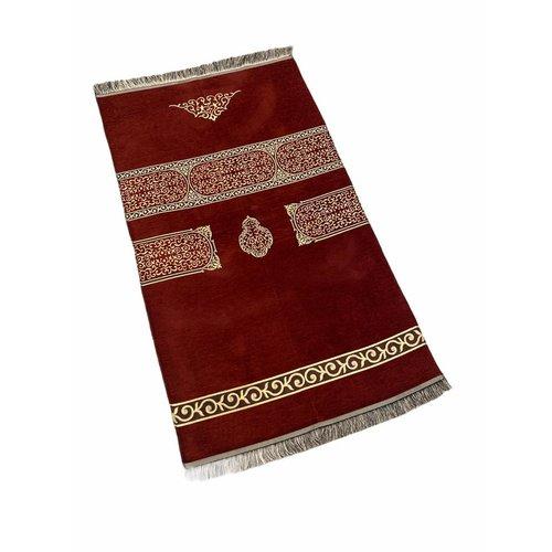 Gebedskleed Kaba Motief Rood