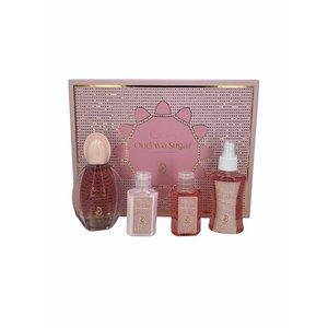 Arabiyat My Perfumes Oud Wa Sugar Set