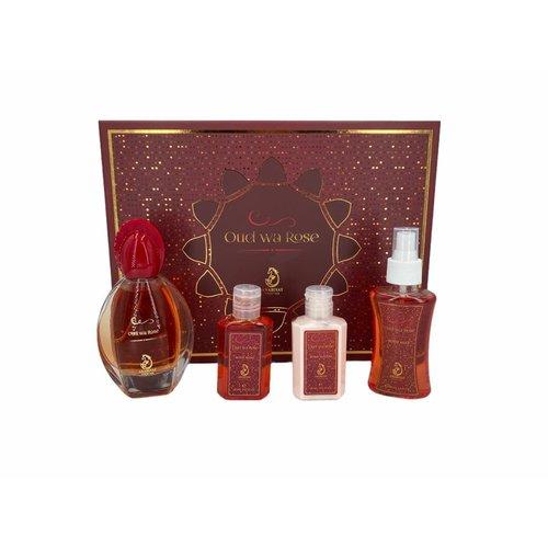 Arabiyat My Perfumes Oud Wa Rose  Set