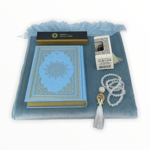 Luxury Giftset Blauw
