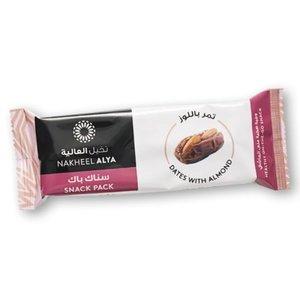 Nakheel Alya Dadel Snack Pack – Amandelen