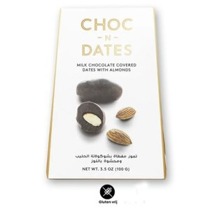 Nakheel Alya Choc -N- Dates – Melkchocolade