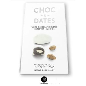 Nakheel Alya Choc -N- Dates – Witte Chocolade