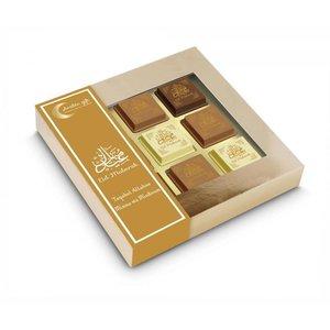 Arabic Gift Eid Mubarak Pralines chocola Medium