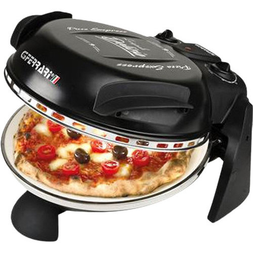 G3Ferrari Ferrari Pizza oven Delizia Zwart
