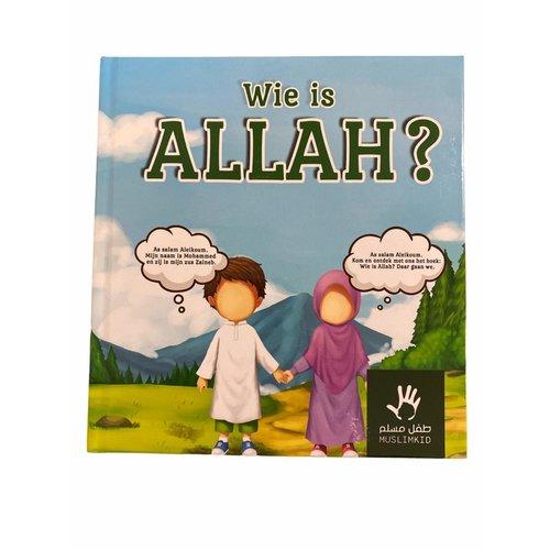Muslimkid Wie is Allah?