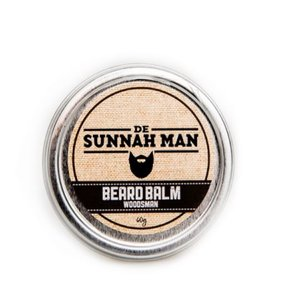De Sunnah Man Baard Balsem Woodsman