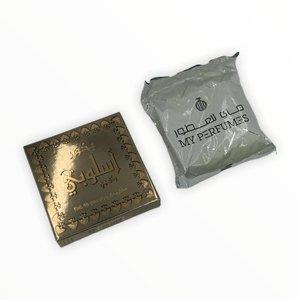 Otoori Bukhoor Pack Aslubi Gold