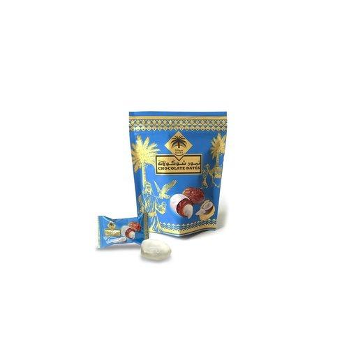 Siafa Witte Chocolade Dadels met Cocus Smaak