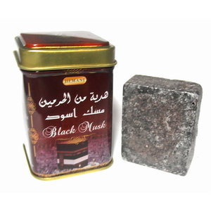 Hemani Black Musk Blokje