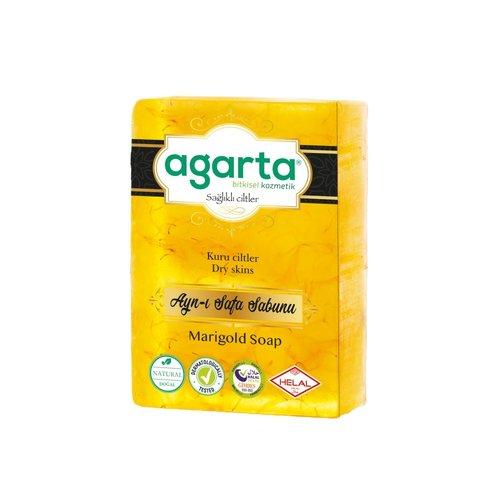 Agarta Bitkisel Kozmetik Goudsbloem Zeep | Marigold Soap