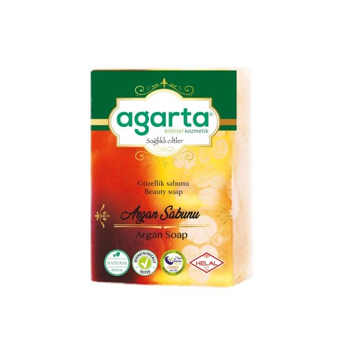 Agarta Bitkisel Kozmetik Argan Zeep | Argan Soap